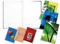 Záznamní kniha šitá A6 100 listů linkovaná
