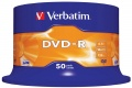 DVD-R Verbatim 4,7GB/16x 50-pack